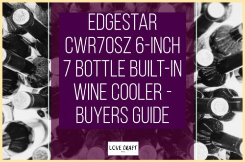 EdgeStar CWR70SZ Bottle Wine Cooler Review