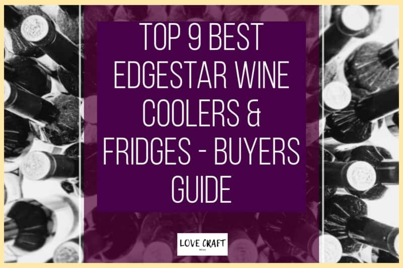 Top 9 Best EdgeStar Wine Coolers & Edgestar Wine Fridges