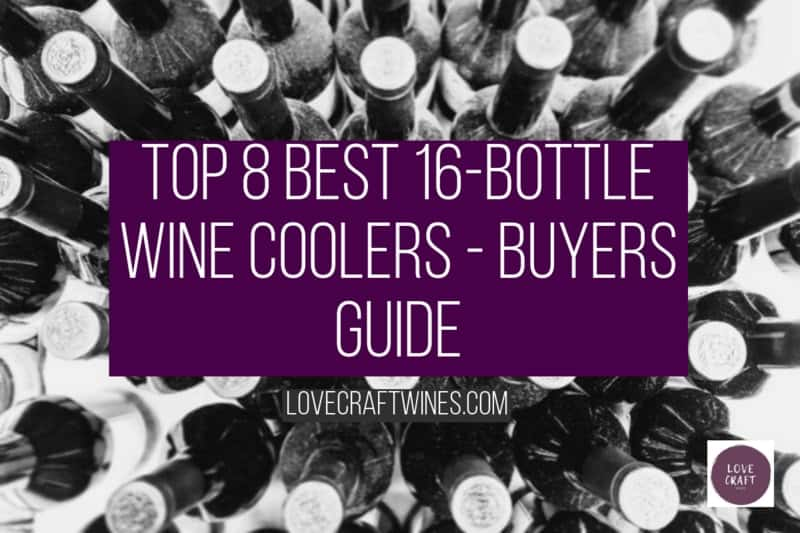 Top 16-Bottle Wine Coolers & Refrigerators (2019 Review)