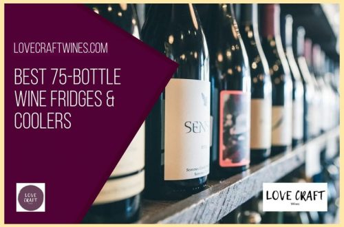 Best 75 Bottle Wine Fridges & Coolers