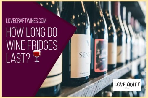 How long do wine refrigerators last