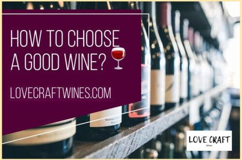 How to Choose A Good Wine