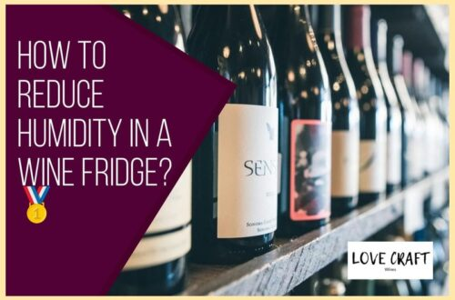 How to Reduce Humidity in a Wine Fridge