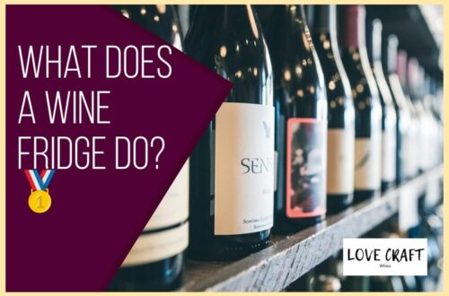 What Does a Wine Fridge Do