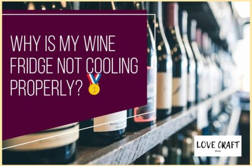 Why is my Wine Fridge not Cooling Properly