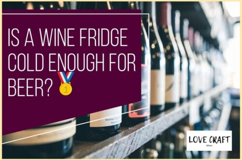 Is A Wine Refrigerator Cold Enough For Beer