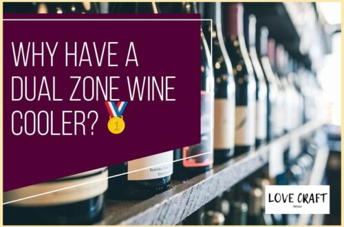 why have a dual zone wine fridge?